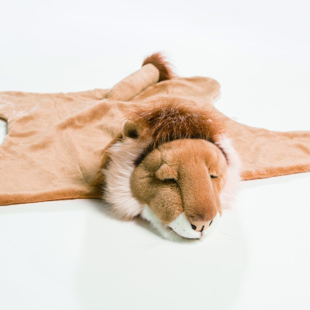 Animal Rug Disguise Lion img1