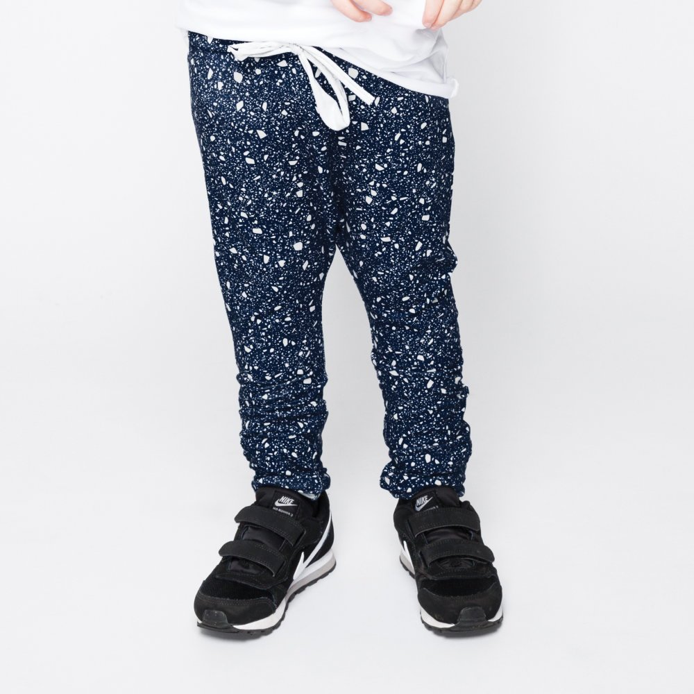 【SALE 40%OFF】Harem pants Jersey Cosmos img1