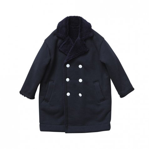 【セール30%OFF】pile coat black