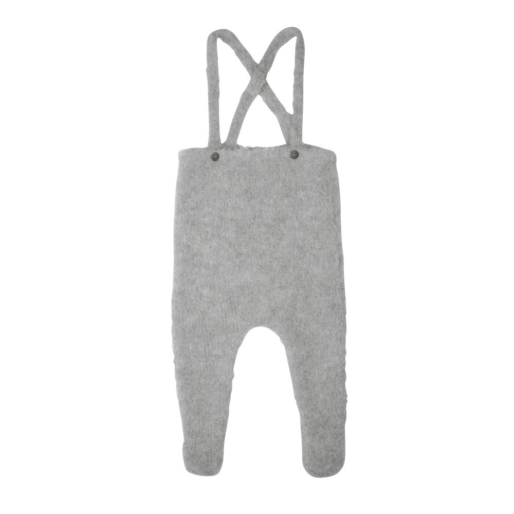 【セール30%OFF】Boucle Baby Pants in Light Grey img