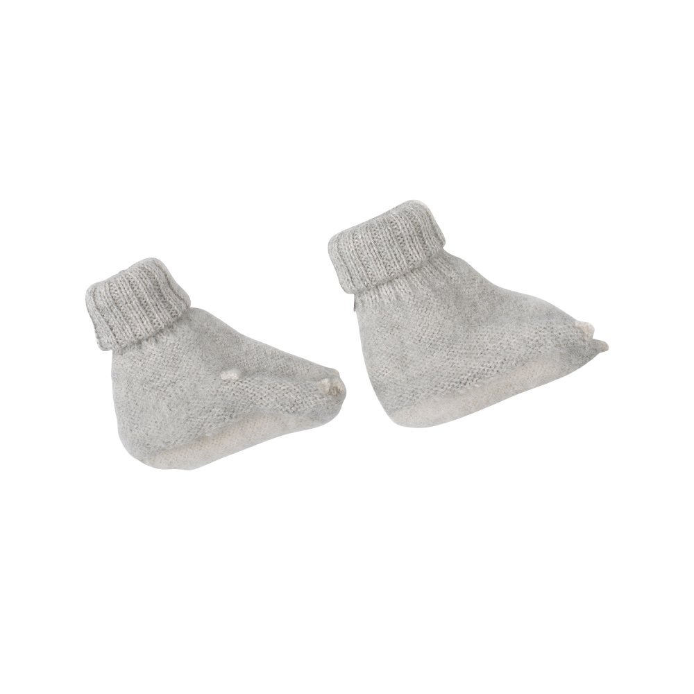 【セール30%OFF】Animal Booties in Rabbit img