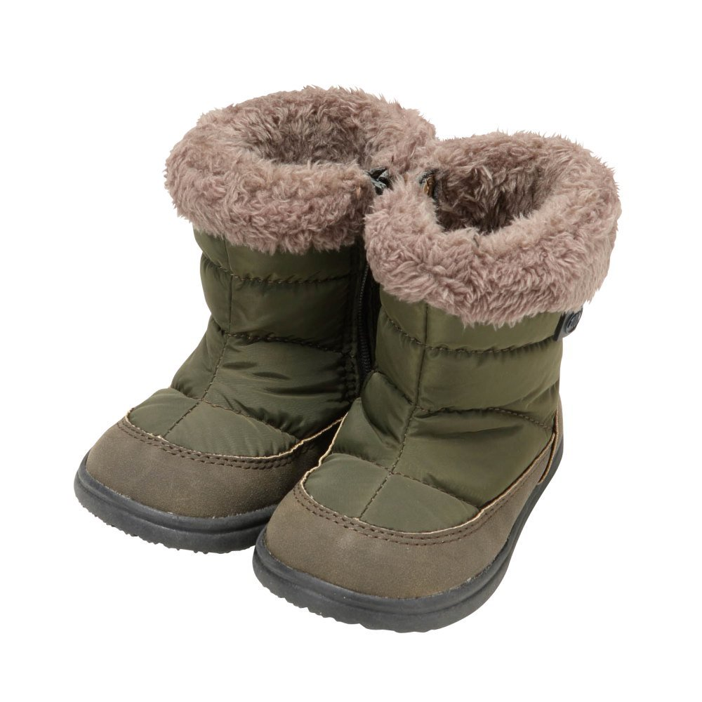 【セール30%OFF】Snow Boots KHAKI img