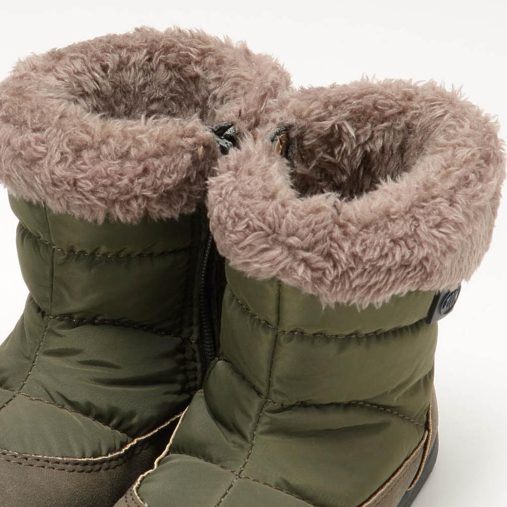 【セール30%OFF】Snow Boots KHAKI img1