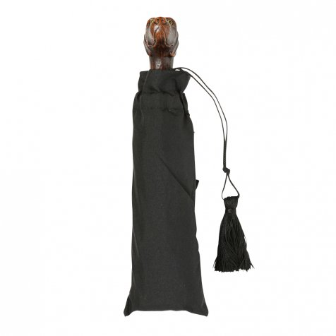【SALE 30%OFF】folding umbrella dog noir