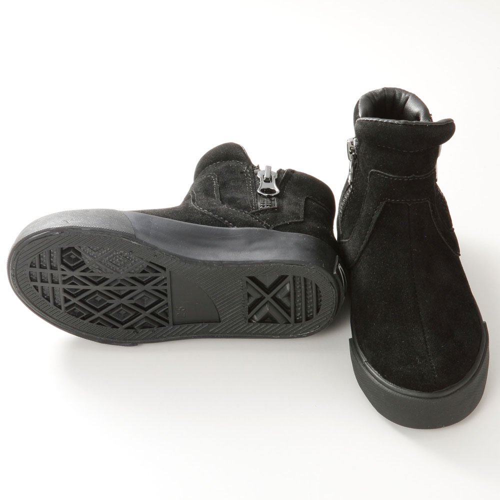 【SALE 40%OFF】Ankle Boots BLACK img3