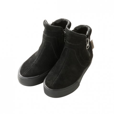 【セール30%OFF】Ankle Boots BLACK