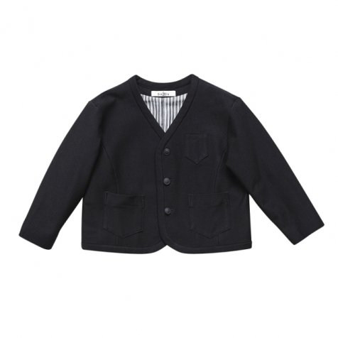 【春夏物セール30%OFF】ceremony jacket black