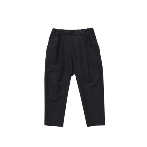 【春夏物セール30%OFF】ceremony pants black