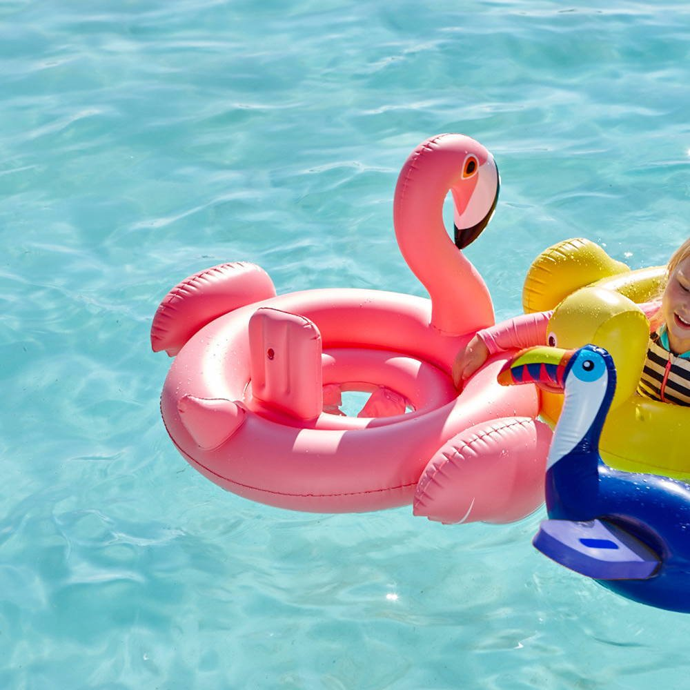 【価格改定】Baby Float Flamingo img4