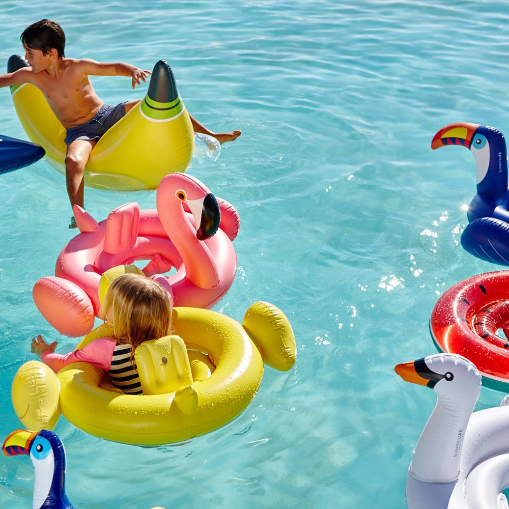 【50%OFF】Baby Float Flamingo img6