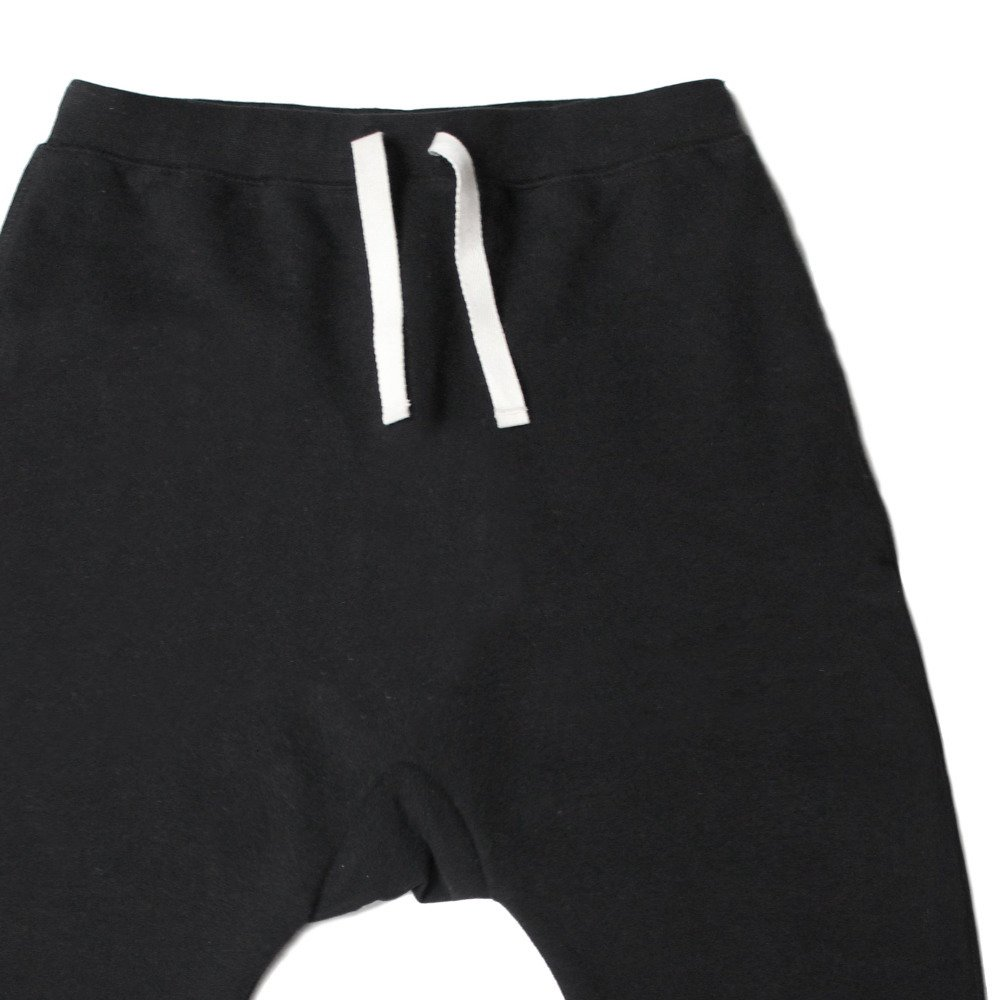 Baggy Pant Seamless Nearly Black img1