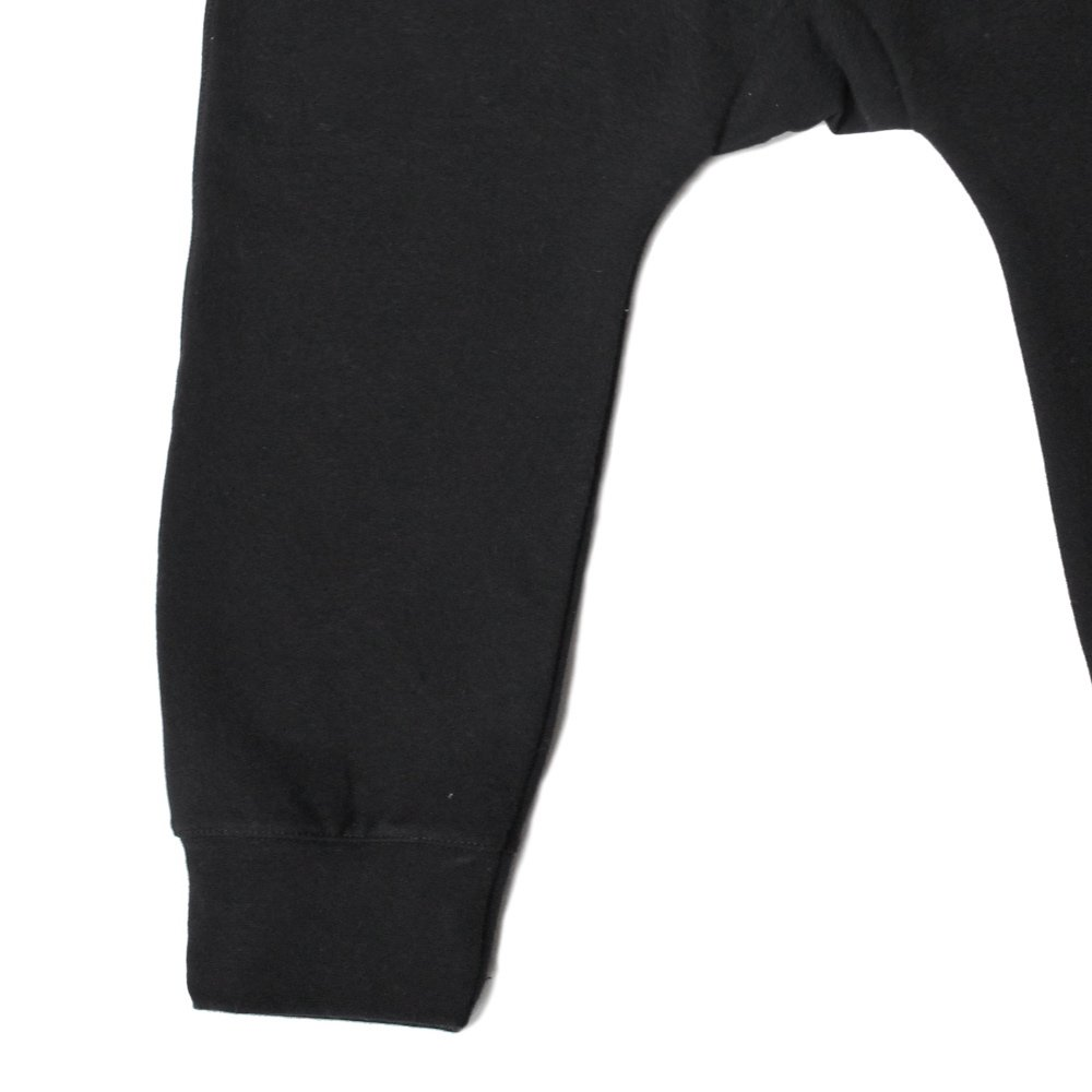Baggy Pant Seamless Nearly Black img2