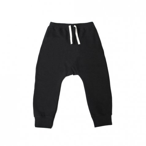 Baggy Pant Seamless Nearly Black