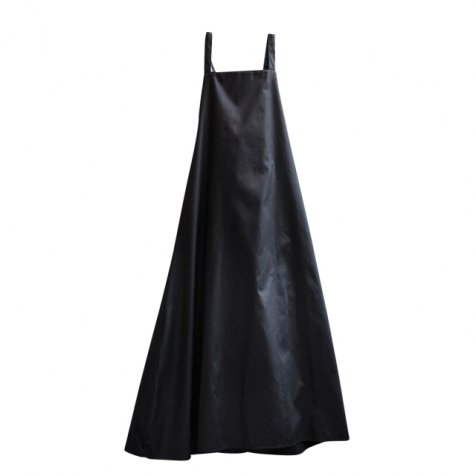 MAFALDA Dress BLACK SATIN Lady's