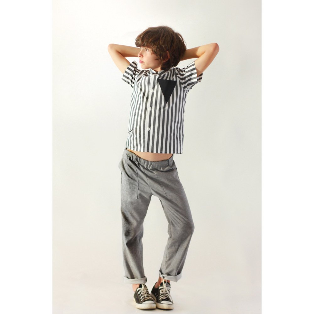【SALE 50%OFF】PACIFICO PANT GREY img2