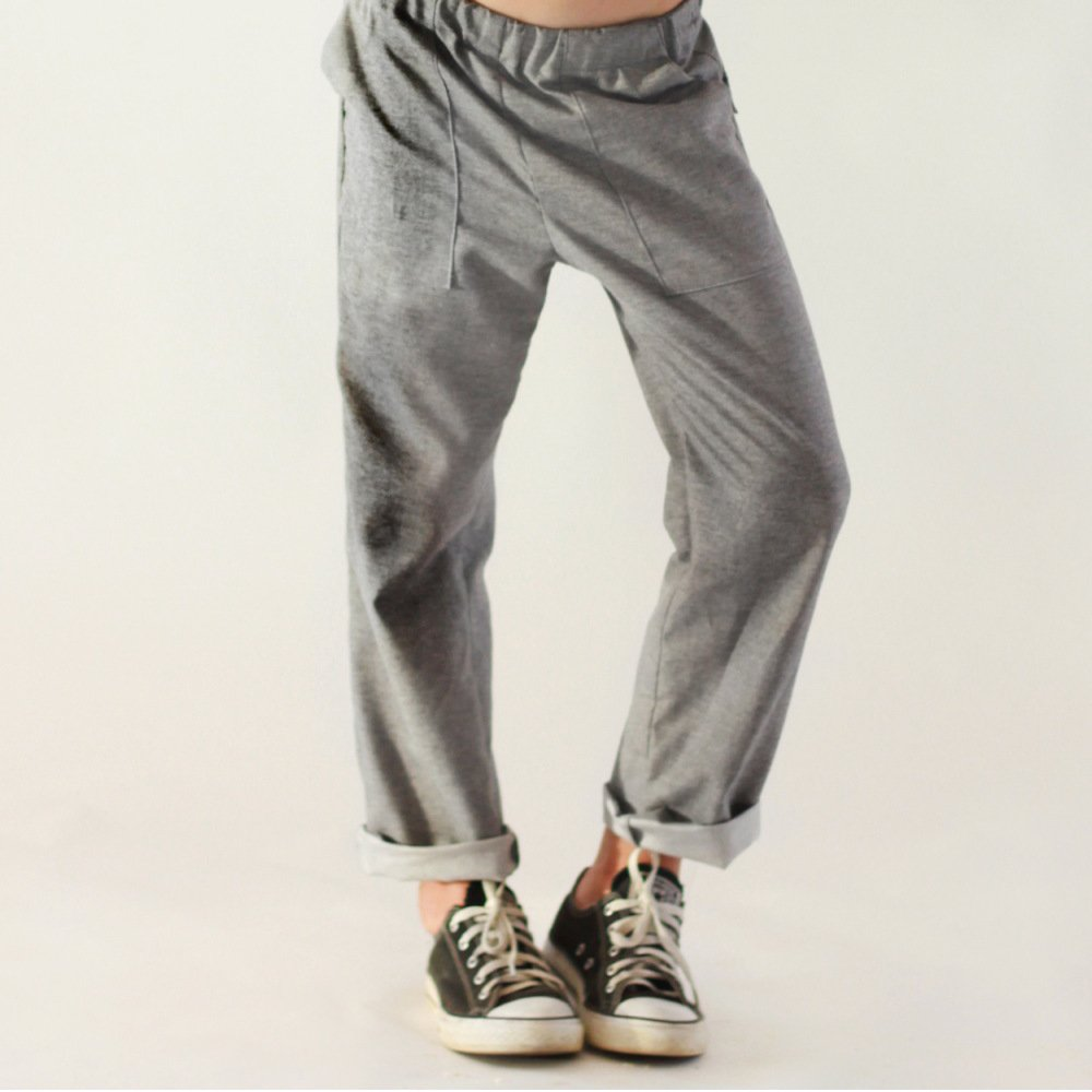 【SALE 50%OFF】PACIFICO PANT GREY img3
