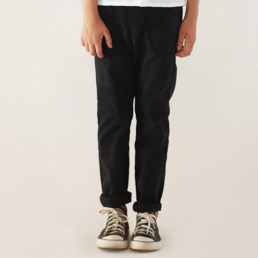 【SALE 50%OFF】PACIFICO PANT BLACK img3