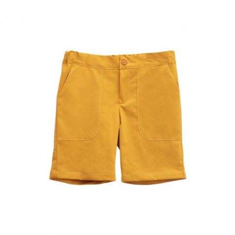 POCKET PANT OCHRE