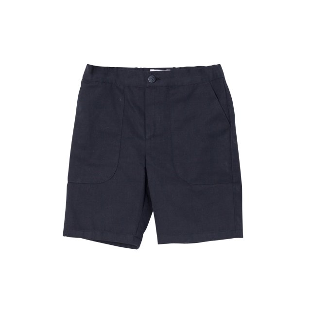 【春夏物セール30%OFF】POCKET PANT BLACK img