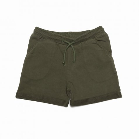 【2月末入荷予定】Short forest green
