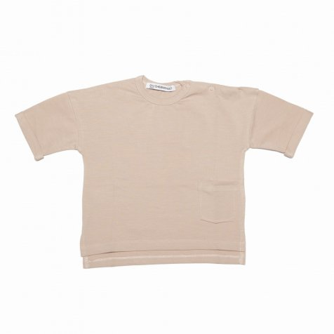 【2月末入荷予定】T-shirt Dusty pink
