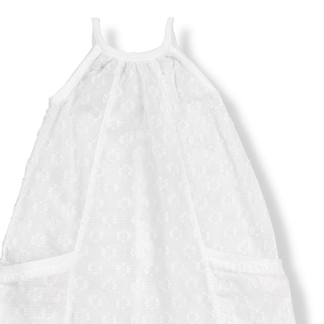 【MORE SALE 50%OFF】ALLEGRA overall white img1