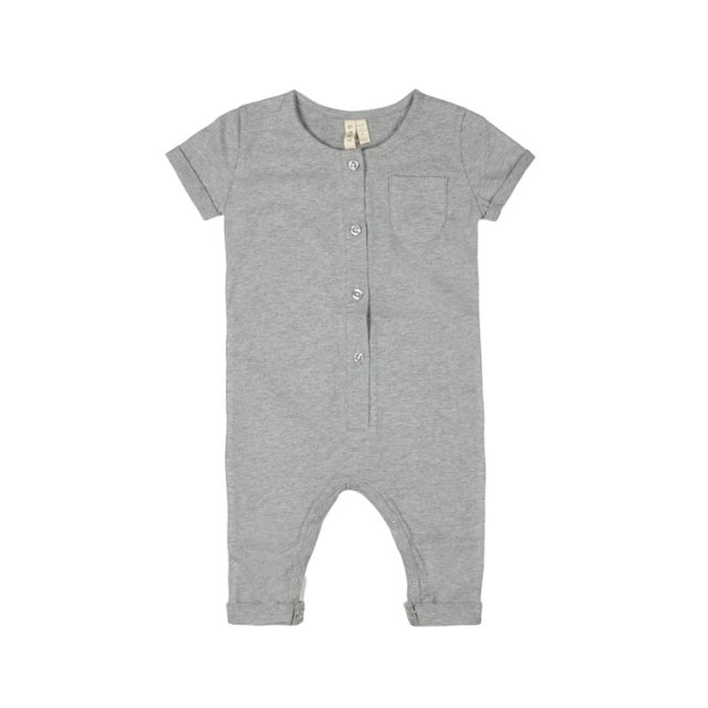 Playsuit Grey Melange img