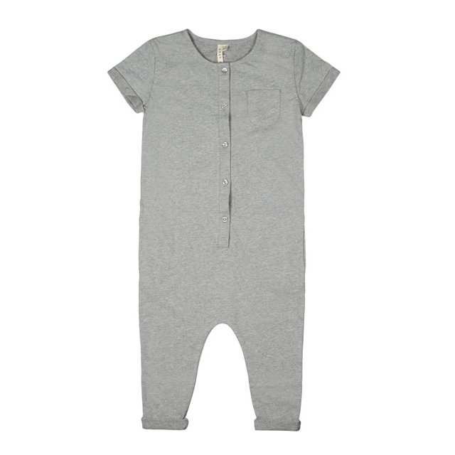 Playsuit Grey Melange img2