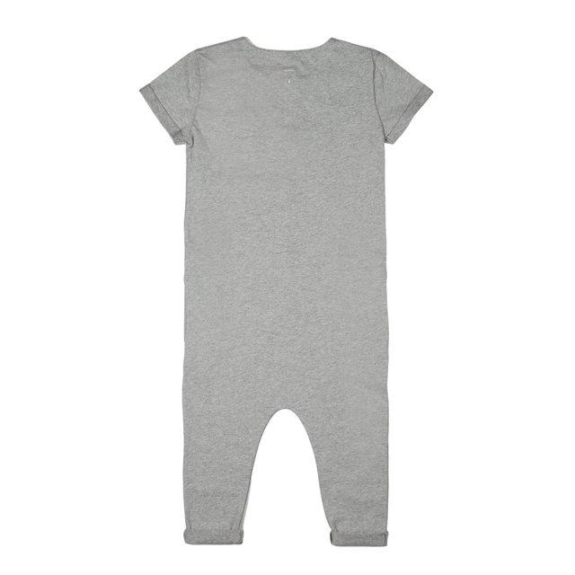 Playsuit Grey Melange img3