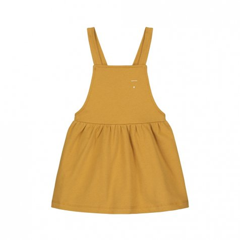 【春夏物セール30%OFF】Pinafore Dress Mustard
