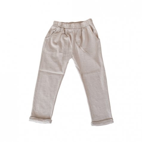 【春夏物セール30%OFF】CHINO Trousers Coconut
