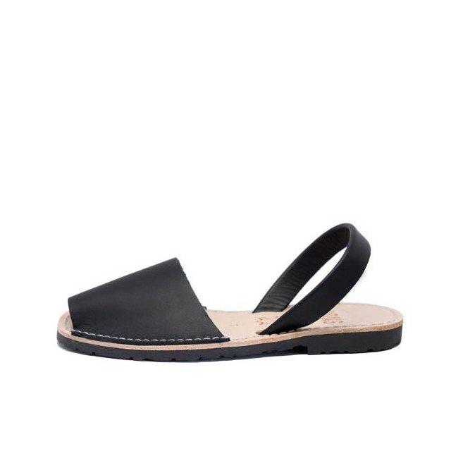 【SUMMER SALE 20%OFF】Avam Sandals Black img