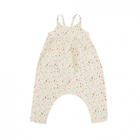 【SALE 40%OFF】confetti jumpsuit ivory