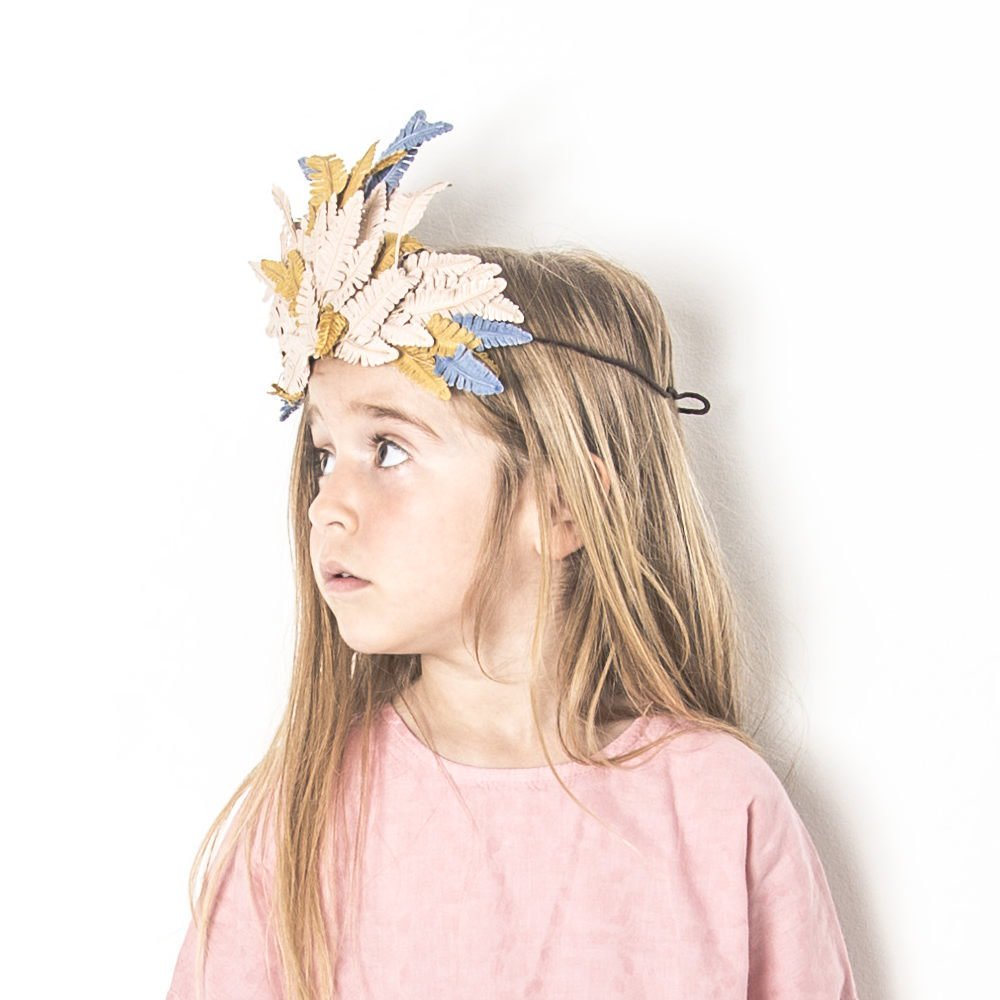 【MORE SALE 50%OFF】Headdress Luisa img1