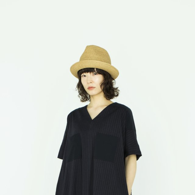 【MORE SALE 50%OFF】wandering HAT by CA4LA brown for ADULT img3