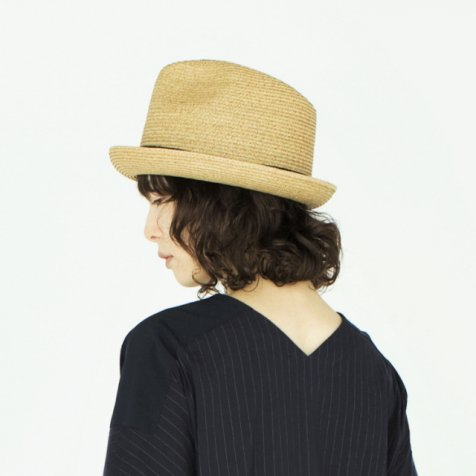 【春夏物セール30%OFF】wandering HAT by CA4LA brown for ADULT