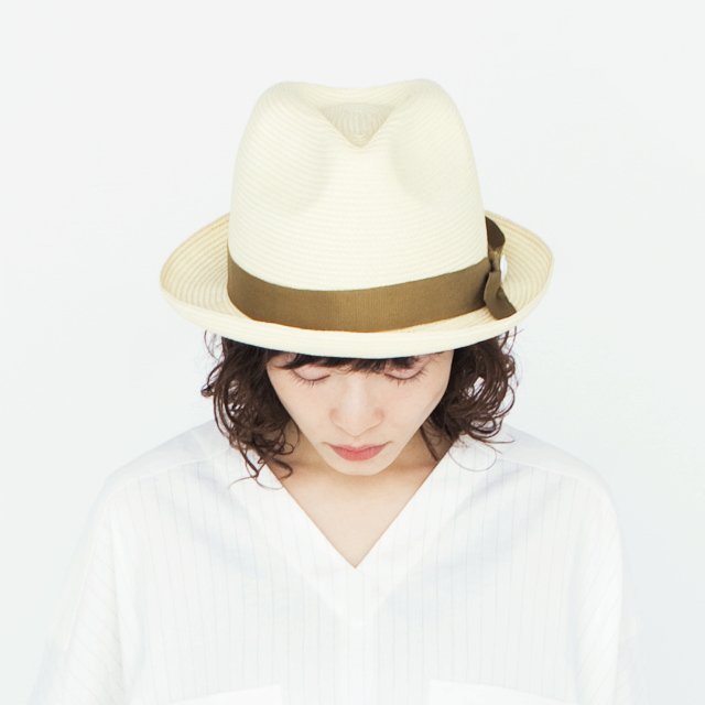 【MORE SALE 50%OFF】wandering HAT by CA4LA bivory for ADULT img
