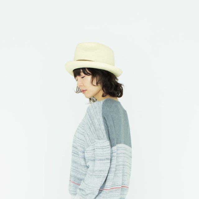 【MORE SALE 50%OFF】wandering HAT by CA4LA bivory for ADULT img3