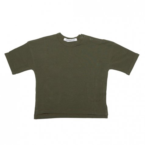 【春夏物セール30%OFF】T-shirt Forest green