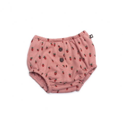 【春夏物セール30%OFF】BUBBLE SHORTS rose/strawberries
