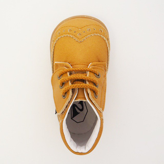 【春夏物セール30%OFF】Wing tip shoes CAMEL img1