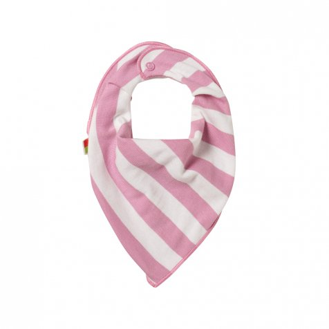 Bib Kat.Stripe Off/rose