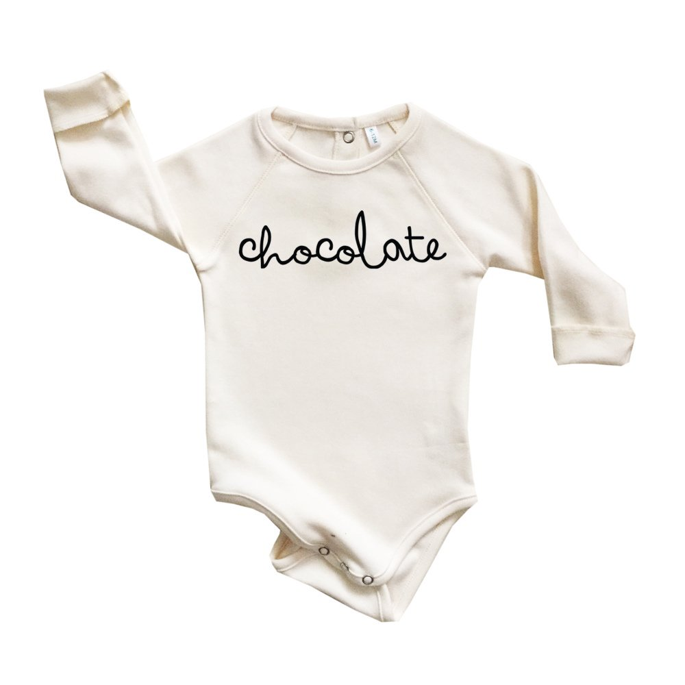 CHOCOLATE BODYSUIT NATURAL img