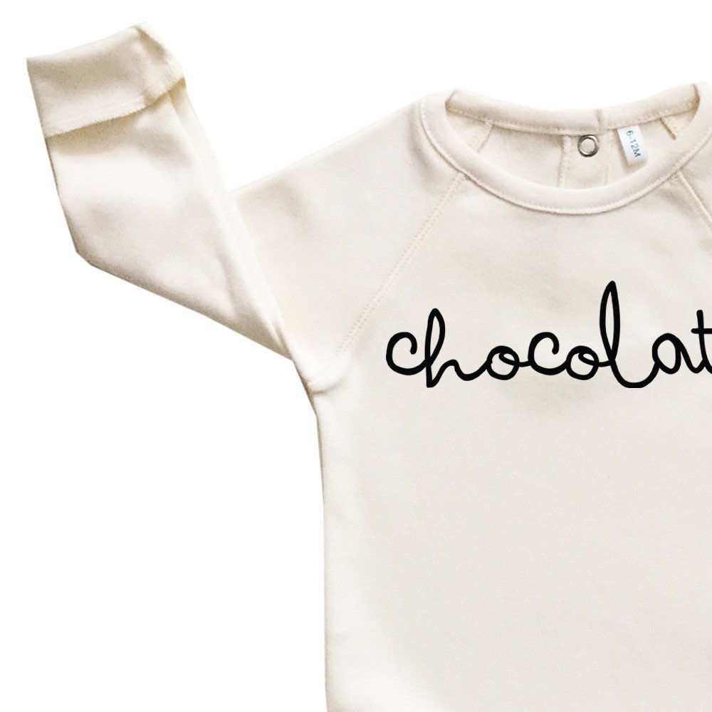 【8%OFF】CHOCOLATE BODYSUIT NATURAL img1