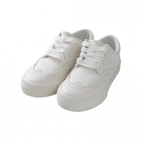 【SALE 40%OFF】Wing tip WHITE