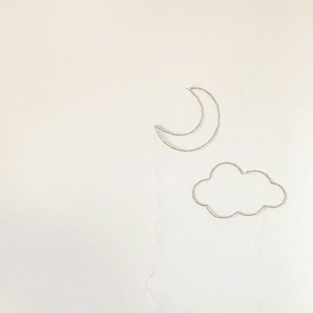 Wall Small Light Mini Moon img7
