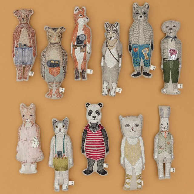 POCKET DOLLS Bear img9