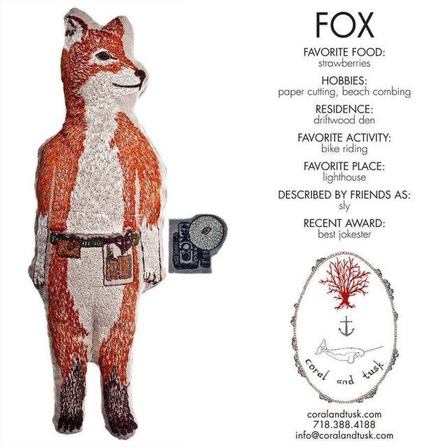 POCKET DOLLS Fox img6