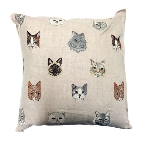 PILLOWS Cats Pattern