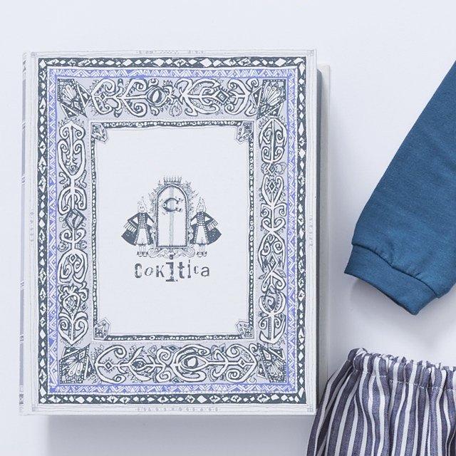 【WINTER SALE 40%OFF】Book boxset-B bluebox img3